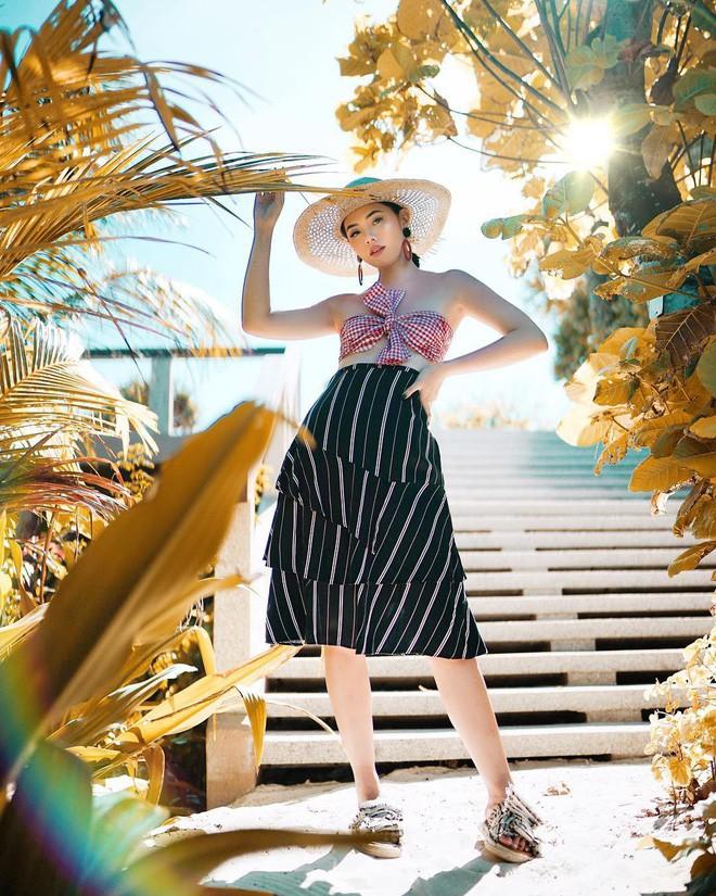 15 set đồ để bạn có thêm cảm hứng chọn trang phục cho chuyến đi du lịch mùa hè - Ảnh 4.