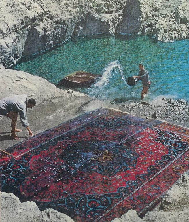 """Từ sắc màu thần thoại đến mức giá """"trên trời"""", đây chính là báu vật của người Iran mà họ vẫn… giẫm lên hàng ngày - Ảnh 3."""