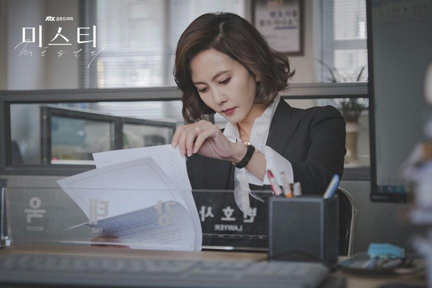 Misty - phim Hàn 19+ phá đảo rating không chỉ nhờ cảnh nóng - Ảnh 4.