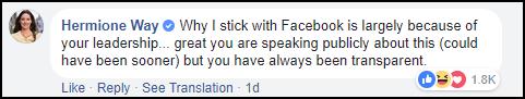 Mark Zuckerberg đăng status rất dài nhưng hình như lại quên nói 2 từ quan trọng nhất - Ảnh 6.
