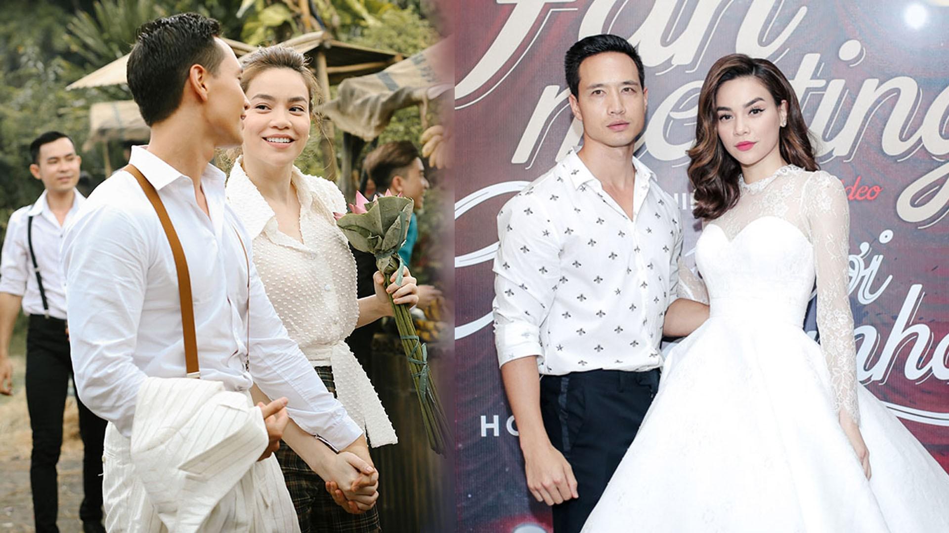 Hà Hồ công khai khen Kim Lý đẹp trai giữa thời điểm xuất hiện tin đồn sắp kết hôn - Ảnh 3.