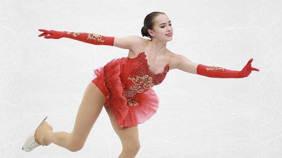 Mỹ nhân Canada giành HC vàng giải vô địch trượt băng nghệ thuật thế giới - Ảnh 2.