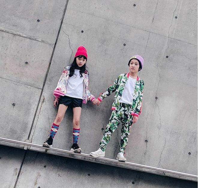 Đến hẹn lại lên, loạt nhóc tì khuấy đảo Tuần lễ Thời Trang Seoul 2018 với loạt street style cực chất cùng thần thái pose ảnh còn hơn cả người lớn - Ảnh 20.
