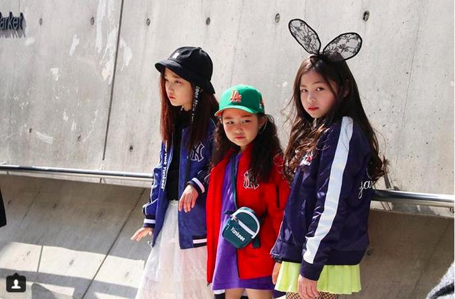 Đến hẹn lại lên, loạt nhóc tì khuấy đảo Tuần lễ Thời Trang Seoul 2018 với loạt street style cực chất cùng thần thái pose ảnh còn hơn cả người lớn - Ảnh 23.
