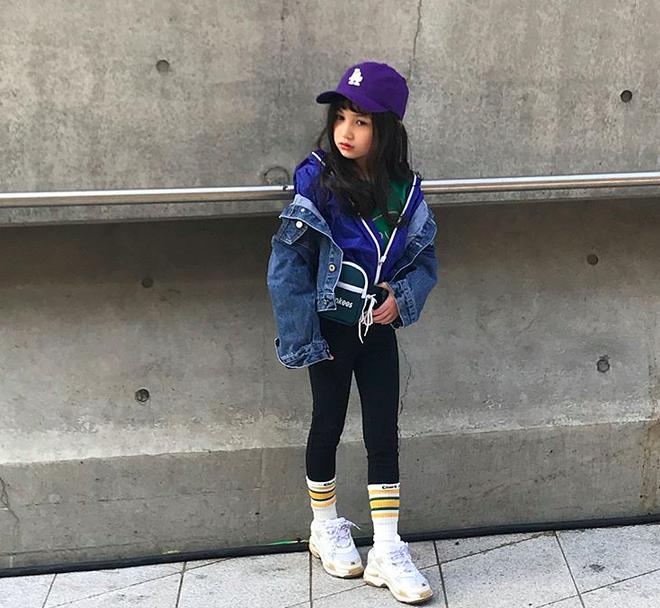 Đến hẹn lại lên, loạt nhóc tì khuấy đảo Tuần lễ Thời Trang Seoul 2018 với loạt street style cực chất cùng thần thái pose ảnh còn hơn cả người lớn - Ảnh 9.