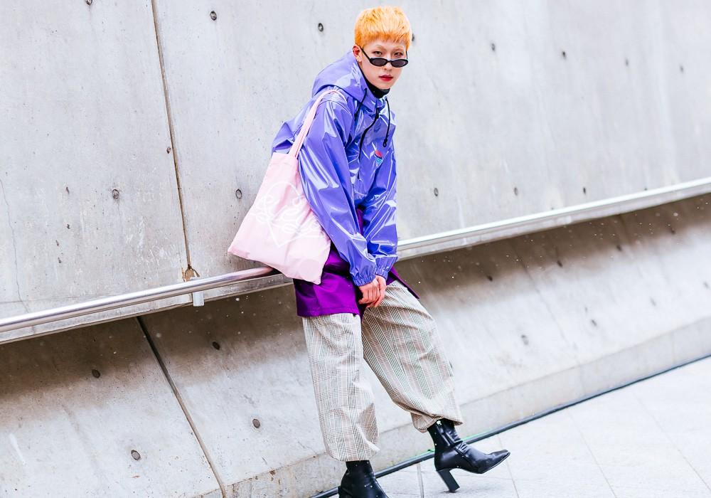 Giới trẻ Hàn Quốc luôn mặc đẹp nhưng chỉ tại Seoul Fashion Week, người ta mới có thể bắt gặp nhiều anh tài street style hội tụ đến thế - Ảnh 7.