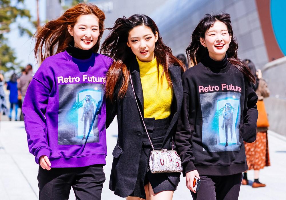 Giới trẻ Hàn Quốc luôn mặc đẹp nhưng chỉ tại Seoul Fashion Week, người ta mới có thể bắt gặp nhiều anh tài street style hội tụ đến thế - Ảnh 9.