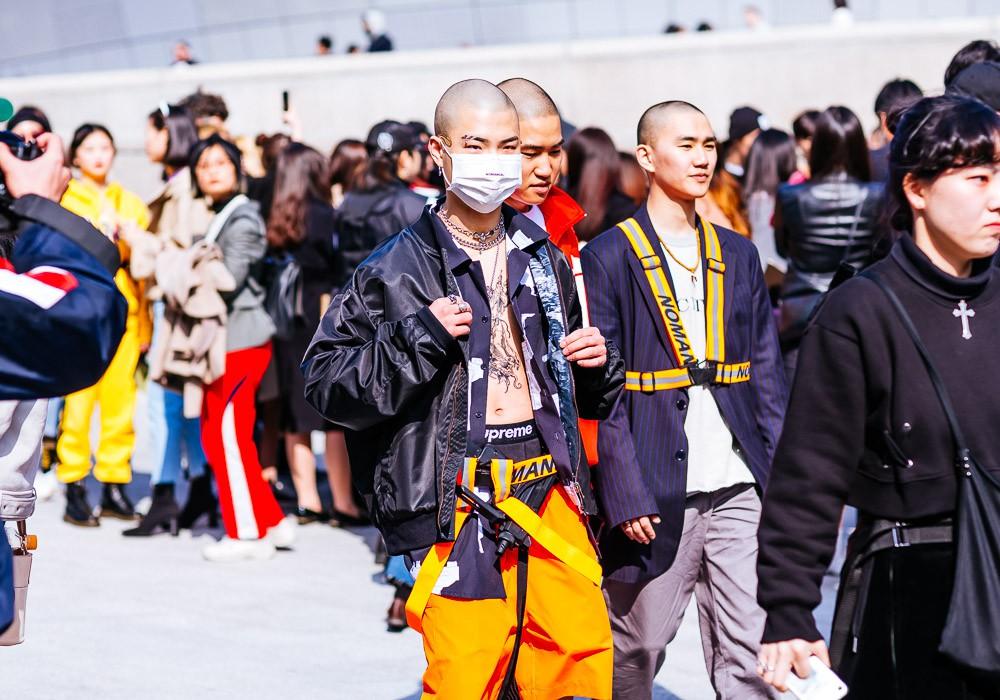 Giới trẻ Hàn Quốc luôn mặc đẹp nhưng chỉ tại Seoul Fashion Week, người ta mới có thể bắt gặp nhiều anh tài street style hội tụ đến thế - Ảnh 17.