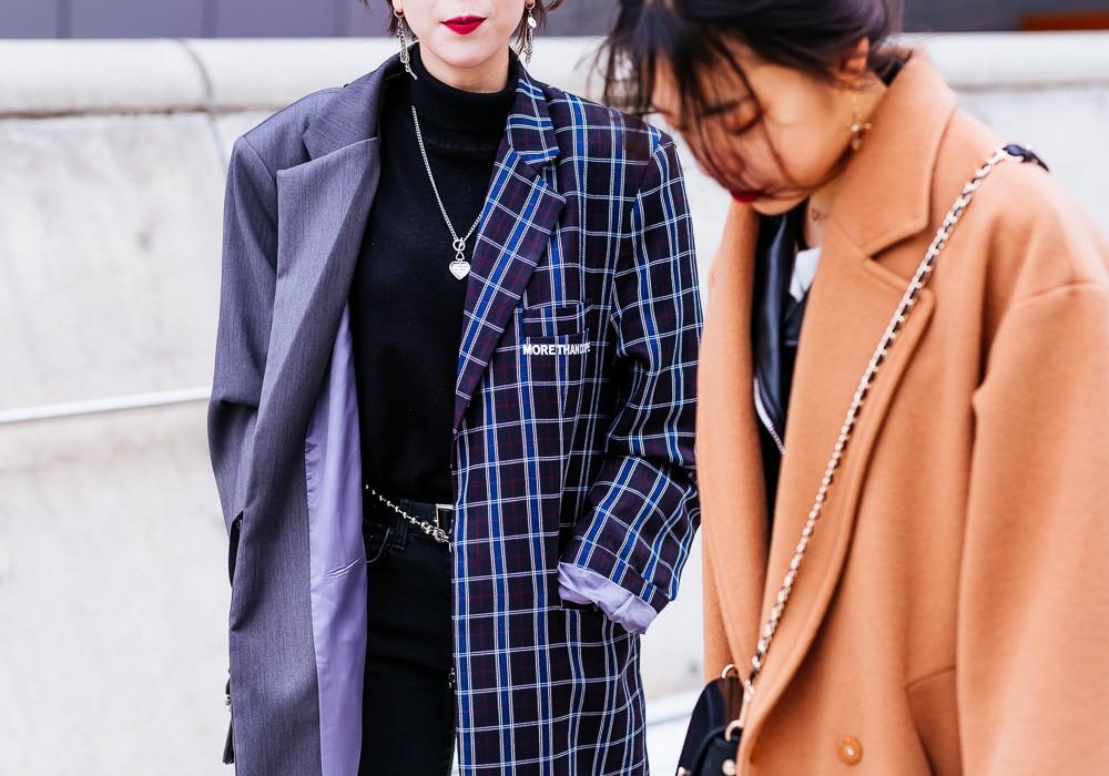 Giới trẻ Hàn Quốc luôn mặc đẹp nhưng chỉ tại Seoul Fashion Week, người ta mới có thể bắt gặp nhiều anh tài street style hội tụ đến thế - Ảnh 20.