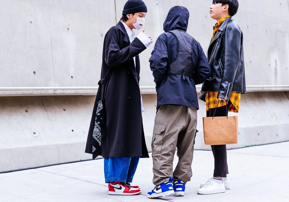 Giới trẻ Hàn Quốc luôn mặc đẹp nhưng chỉ tại Seoul Fashion Week, người ta mới có thể bắt gặp nhiều anh tài street style hội tụ đến thế - Ảnh 25.