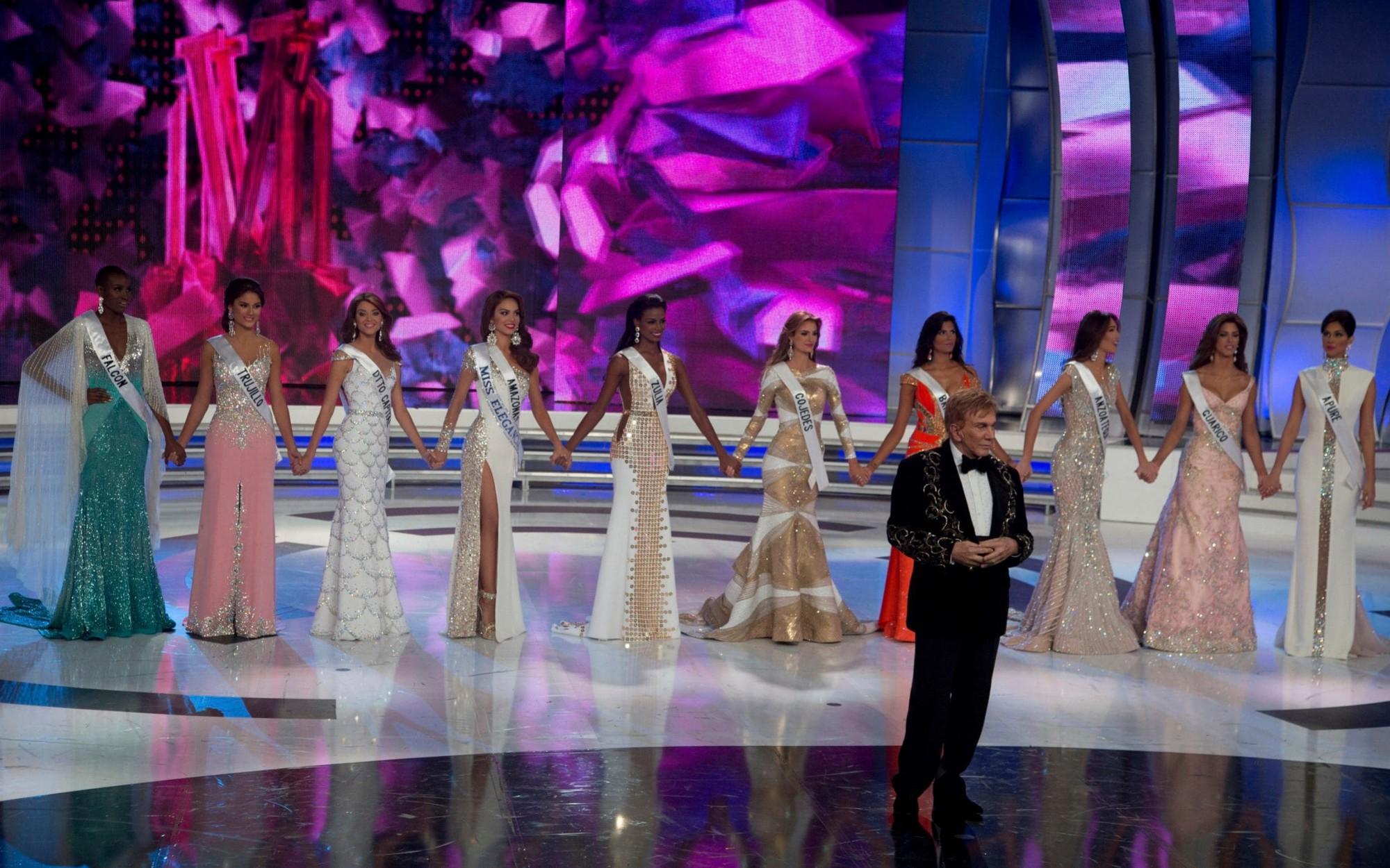 Cuộc thi Hoa hậu Venezuela bị đình chỉ vì scandal thí sinh đổi tình lấy tiền với đại gia - Ảnh 1.