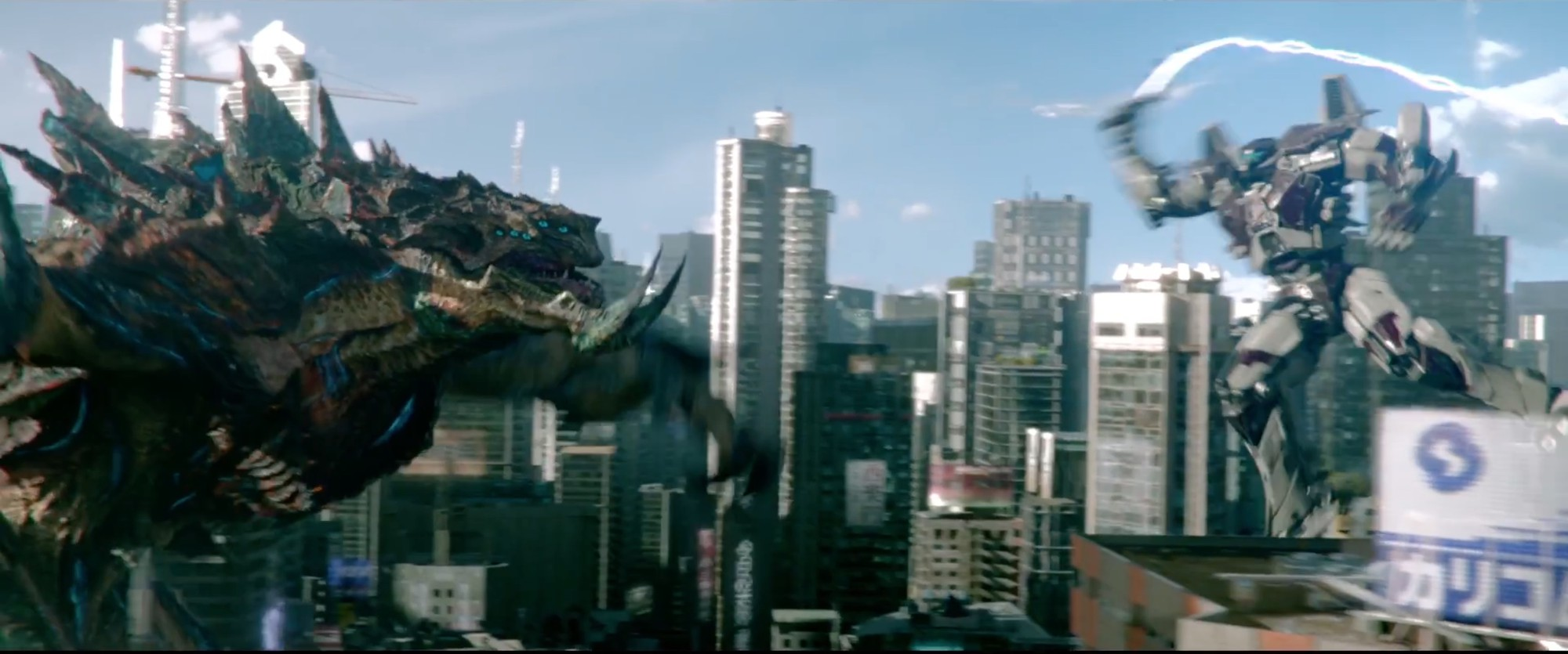 Pacific Rim: Uprising – Kế tục sự nghiệp tiêu diệt quái vật ngoại cỡ - Ảnh 7.