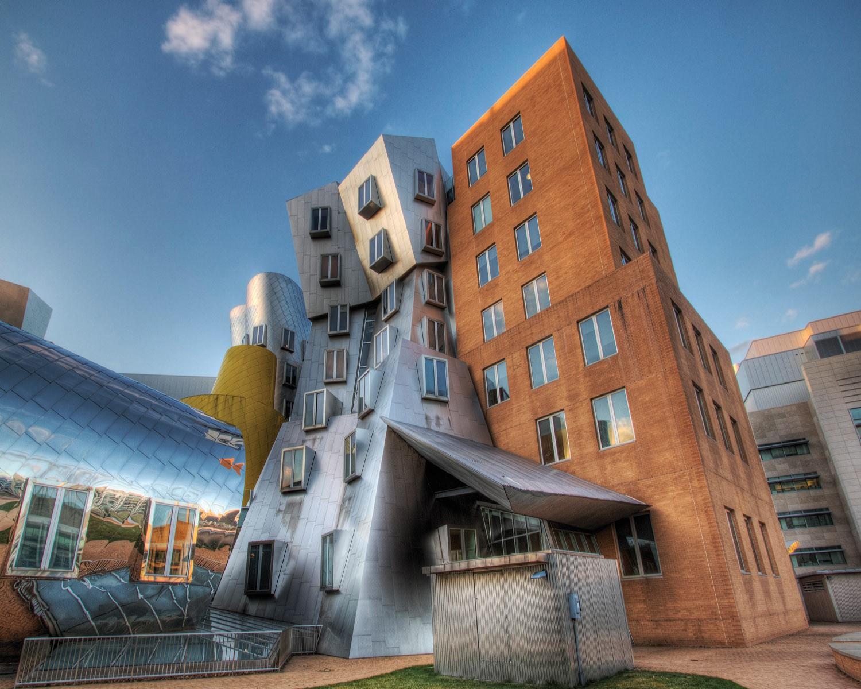 Ngắm kiến trúc độc đáo của MIT - trường ĐH được xếp hạng tốt nhất thế giới 7 năm liên tiếp - Ảnh 9.