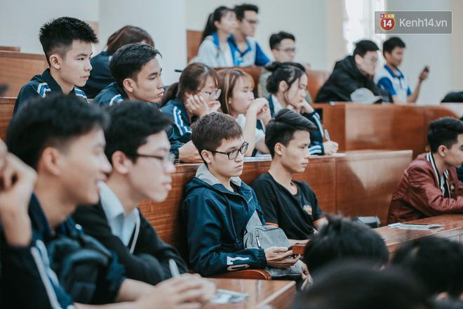 Sinh viên muốn ra trường làm việc lớn phải hoàn thành tốt việc học ở trường trước - Ảnh 3.
