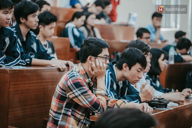 Sinh viên muốn ra trường làm việc lớn phải hoàn thành tốt việc học ở trường trước - Ảnh 4.