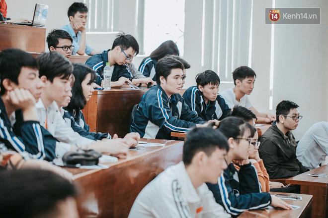 Sinh viên muốn ra trường làm việc lớn phải hoàn thành tốt việc học ở trường trước - Ảnh 5.