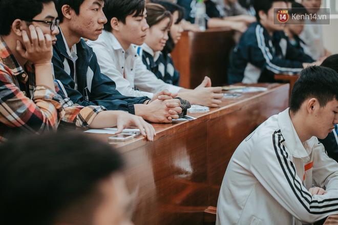 Sinh viên muốn ra trường làm việc lớn phải hoàn thành tốt việc học ở trường trước - Ảnh 6.