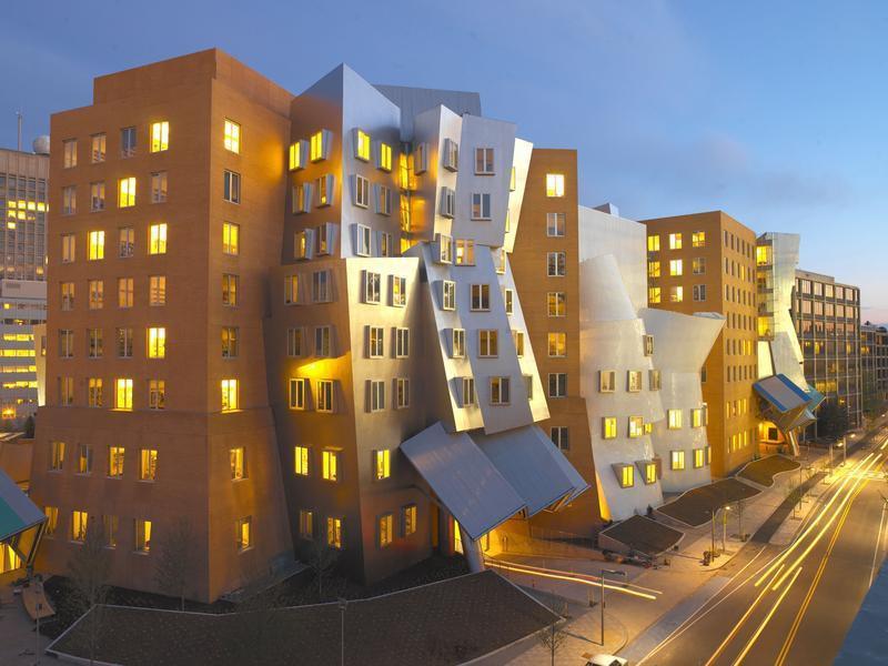 Ngắm kiến trúc độc đáo của MIT - trường ĐH được xếp hạng tốt nhất thế giới 7 năm liên tiếp - Ảnh 8.