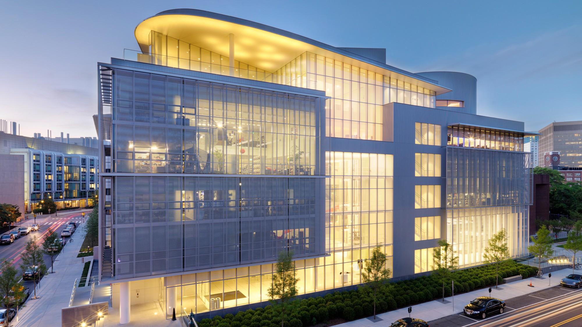 Ngắm kiến trúc độc đáo của MIT - trường ĐH được xếp hạng tốt nhất thế giới 7 năm liên tiếp - Ảnh 14.