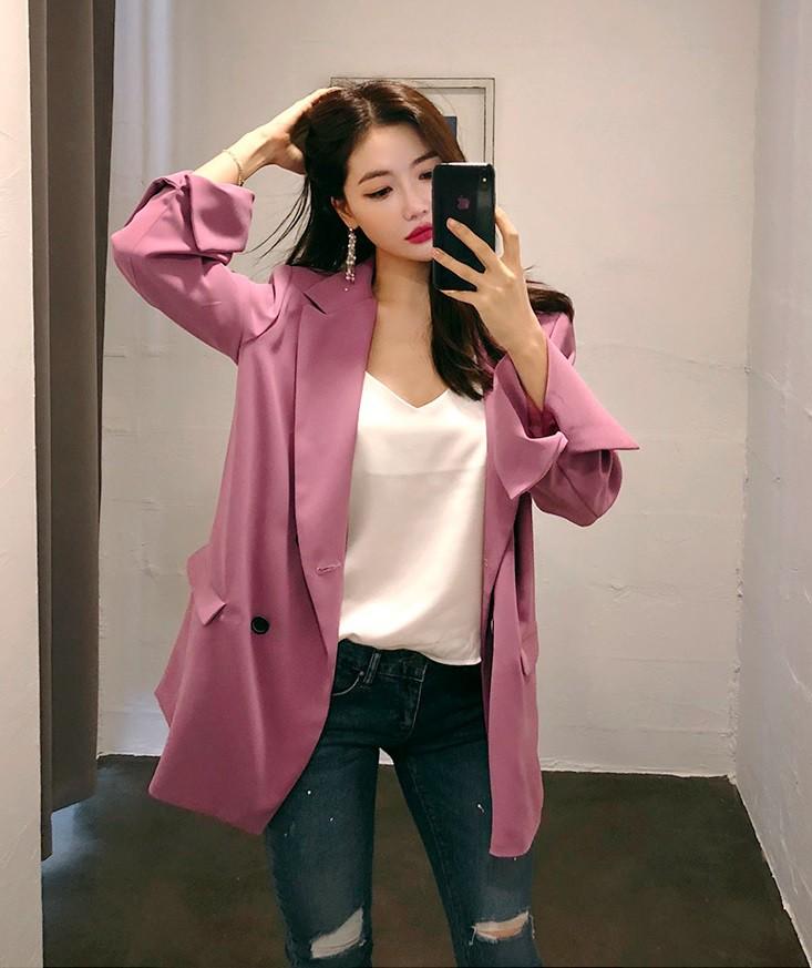 """Tuyệt chiêu để """"lúc nào cũng mặc đẹp"""" của con gái Hàn nằm cả ở 12 món đồ và cách mix này - Ảnh 13."""