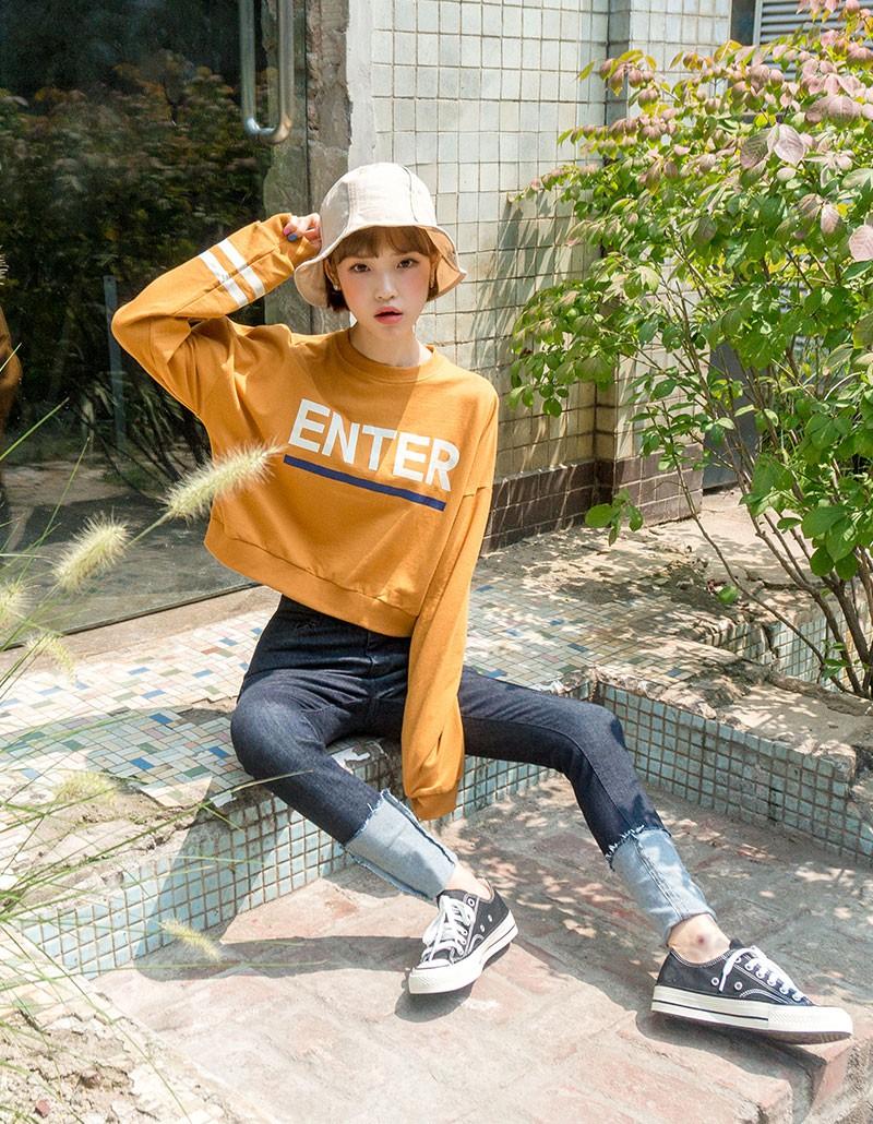 """Tuyệt chiêu để """"lúc nào cũng mặc đẹp"""" của con gái Hàn nằm cả ở 12 món đồ và cách mix này - Ảnh 16."""