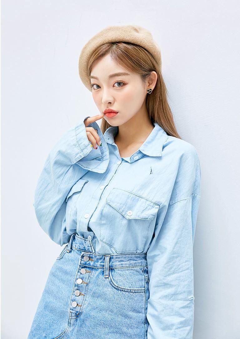 """Tuyệt chiêu để """"lúc nào cũng mặc đẹp"""" của con gái Hàn nằm cả ở 12 món đồ và cách mix này - Ảnh 10."""