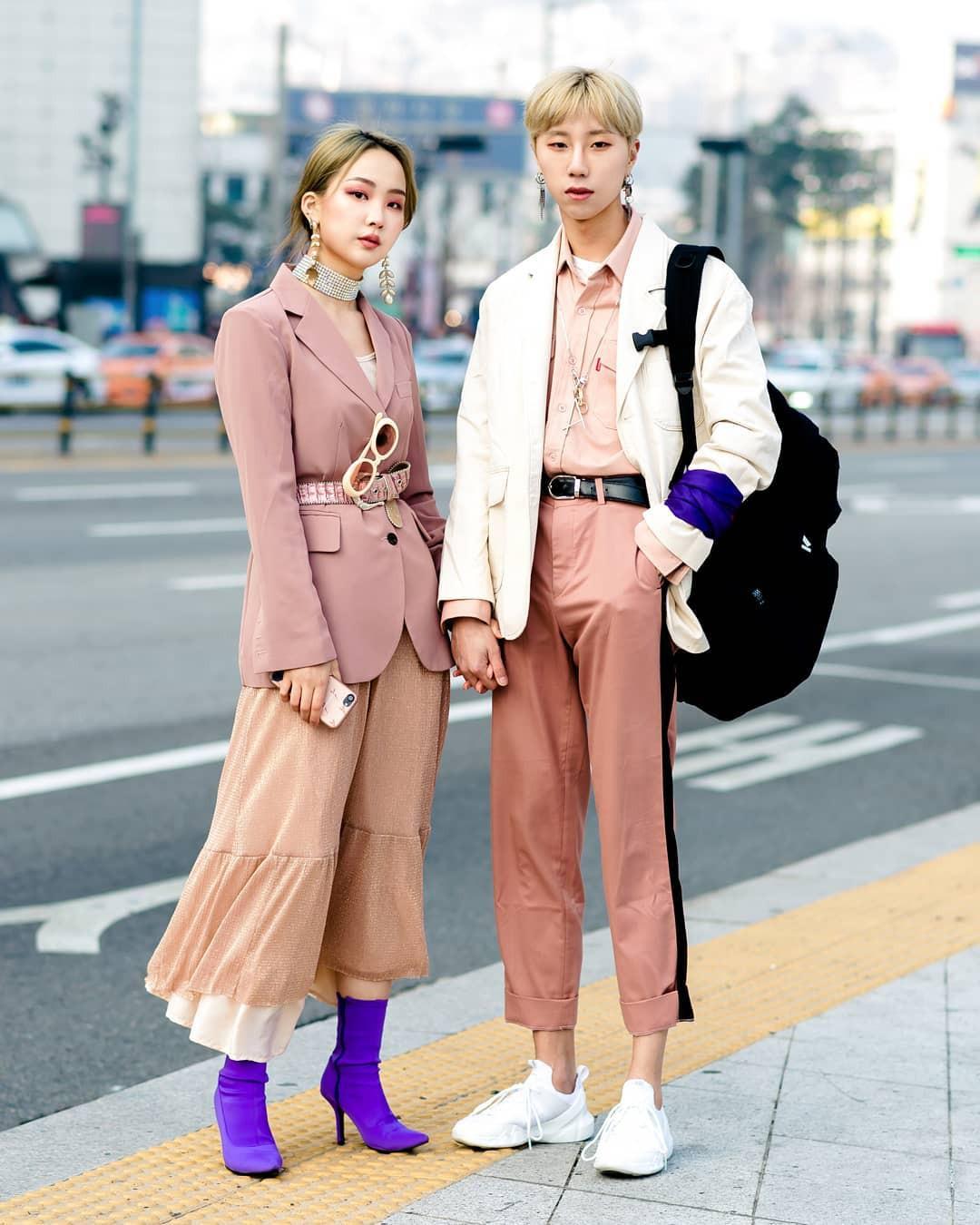 """Tuyệt chiêu để """"lúc nào cũng mặc đẹp"""" của con gái Hàn nằm cả ở 12 món đồ và cách mix này - Ảnh 25."""