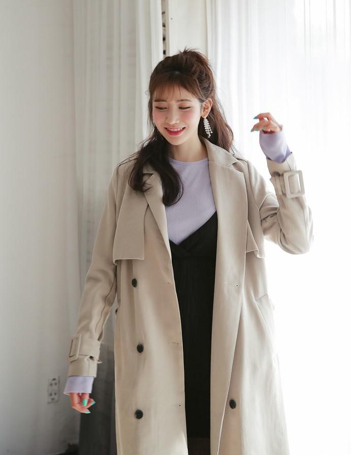 """Tuyệt chiêu để """"lúc nào cũng mặc đẹp"""" của con gái Hàn nằm cả ở 12 món đồ và cách mix này - Ảnh 21."""