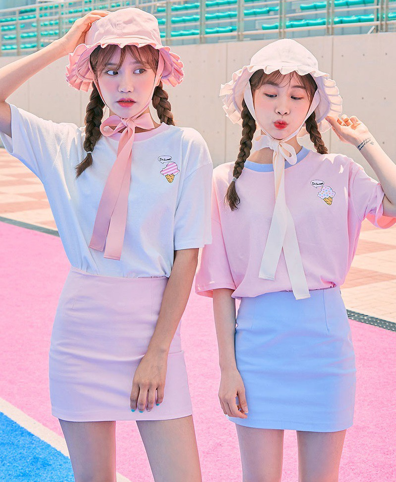 """Tuyệt chiêu để """"lúc nào cũng mặc đẹp"""" của con gái Hàn nằm cả ở 12 món đồ và cách mix này - Ảnh 6."""