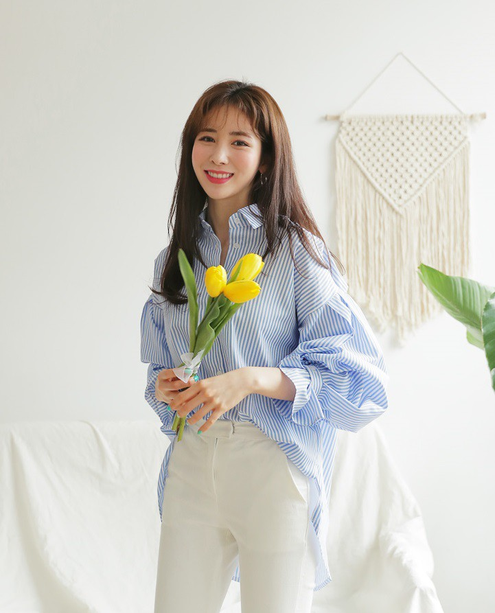 """Tuyệt chiêu để """"lúc nào cũng mặc đẹp"""" của con gái Hàn nằm cả ở 12 món đồ và cách mix này - Ảnh 9."""