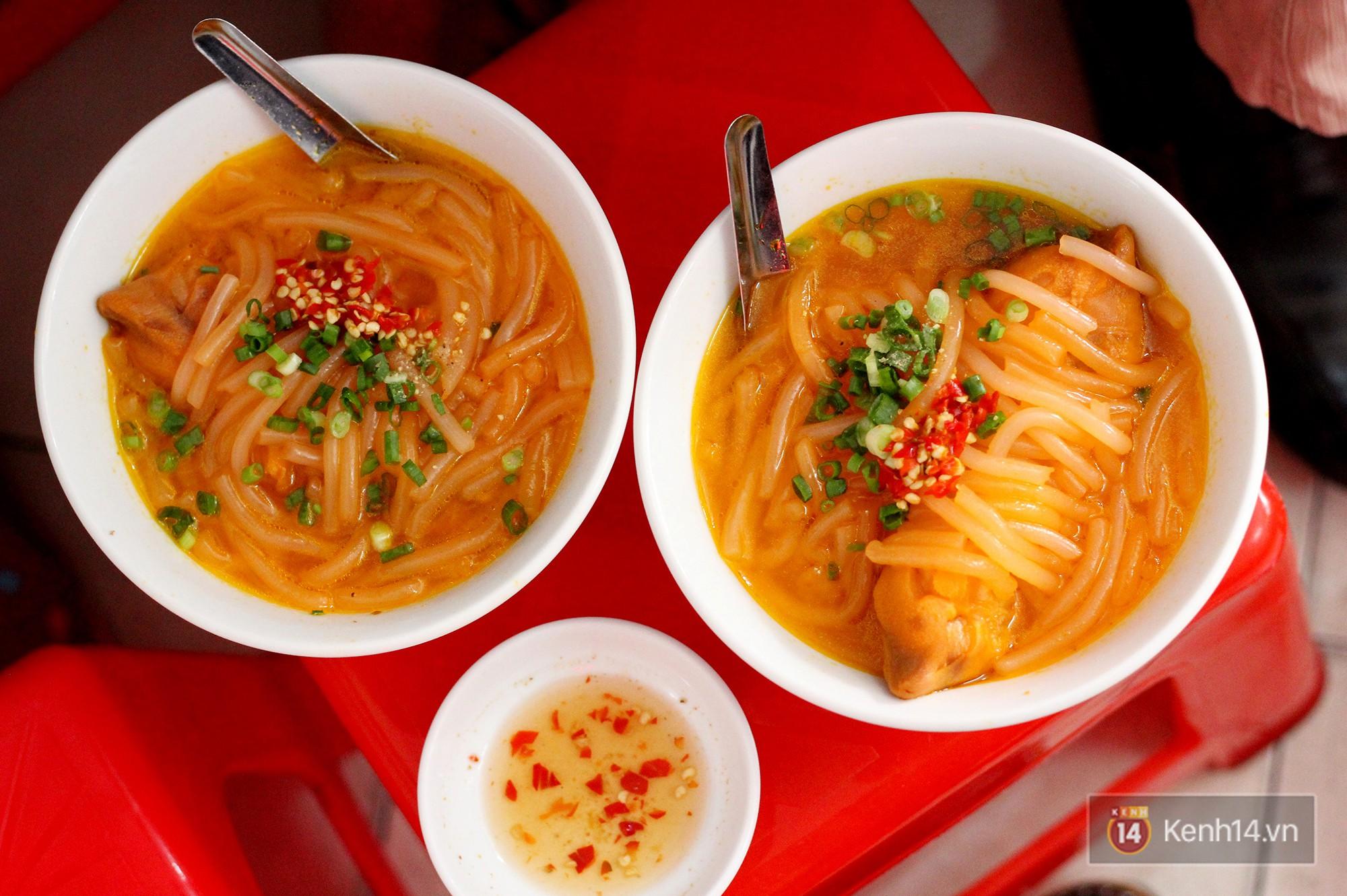 Đây đích thị là hàng bánh canh bán sướng nhất Sài Gòn: mỗi ngày chỉ cần bán 1 tiếng là hết sạch - Ảnh 6.