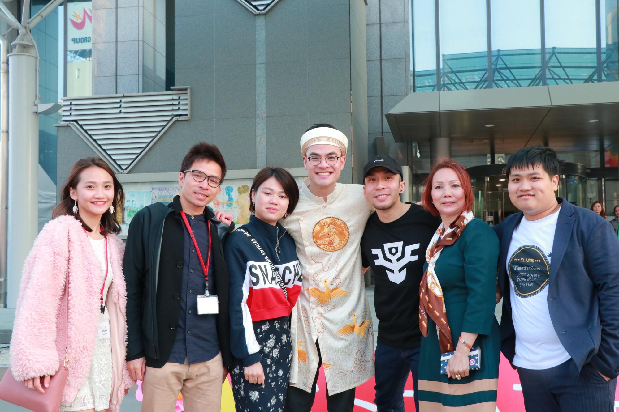 Vũ Cát Tường đến Nhật, quậy tưng bừng cùng du học sinh tại Lễ hội văn hóa Việt Nam 2018 - Ảnh 14.