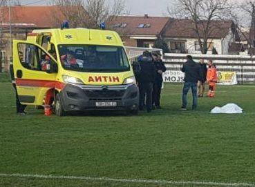 Bi kịch: Cầu thủ gục chết trên sân vì bị đá bóng trúng ngực - Ảnh 2.