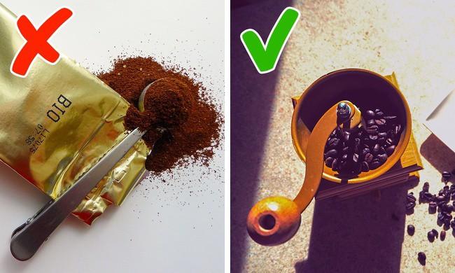 11 sai lầm bạn buộc phải tránh nếu muốn thưởng thức được một ly cà phê đúng chuẩn - Ảnh 2.