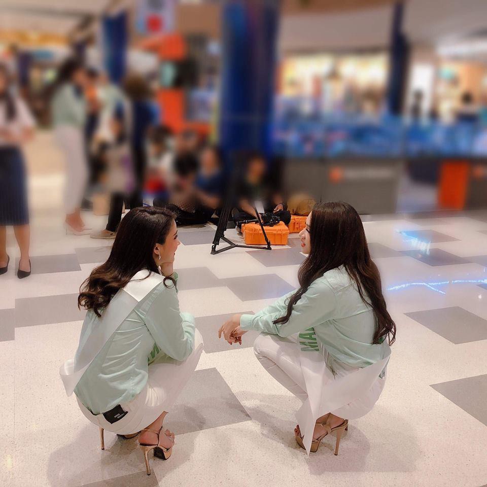 Hương Giang và Yoshi đáng yêu khi khi thực hiện trào lưu Halu Halu, nói thương nhớ nhau trên Facebook - Ảnh 12.
