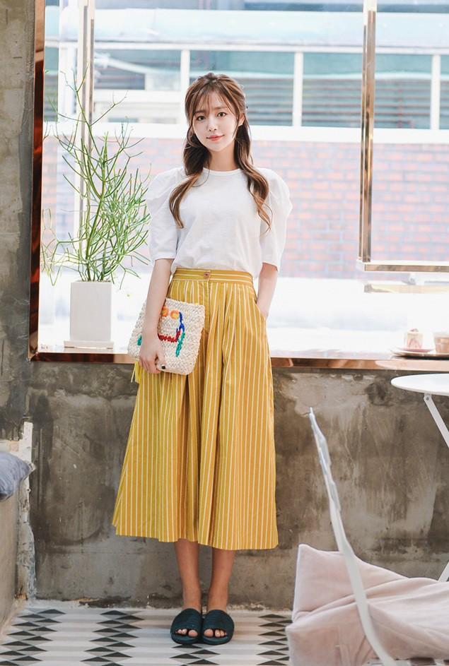 Cần gì đầu tư cầu kỳ, chân váy dài chính là bảo bối hợp cả thời trang lẫn thời tiết dành cho nàng công sở - Ảnh 11.