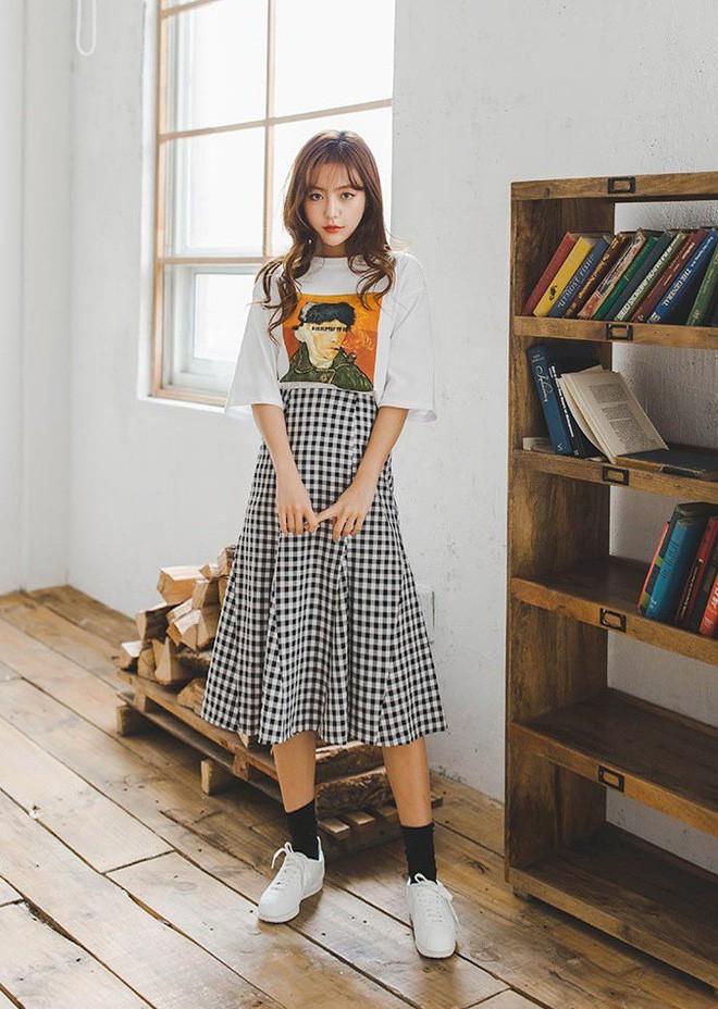 Cần gì đầu tư cầu kỳ, chân váy dài chính là bảo bối hợp cả thời trang lẫn thời tiết dành cho nàng công sở - Ảnh 12.
