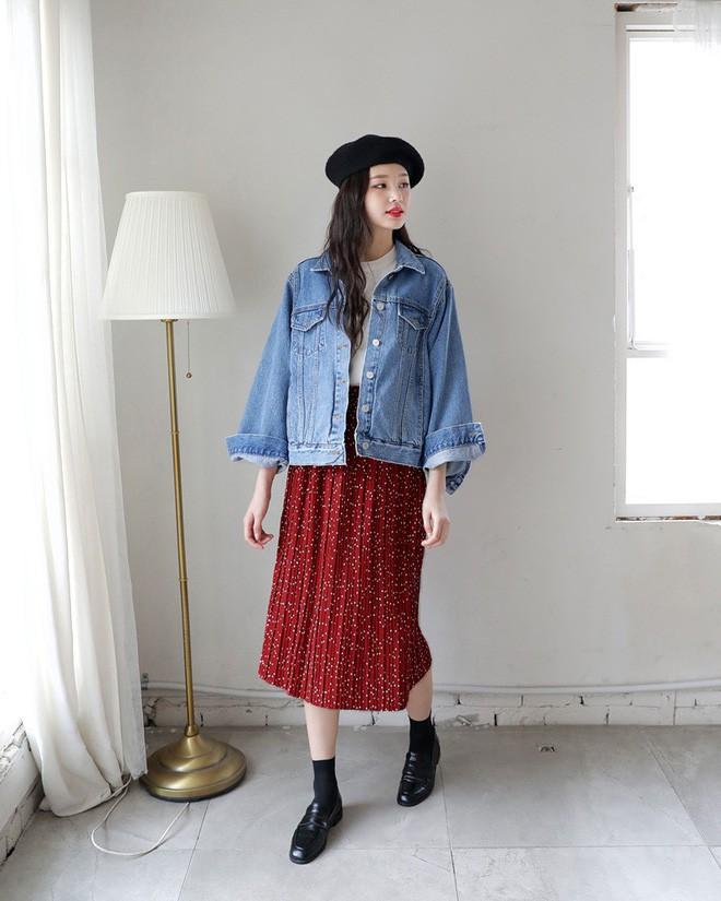 Cần gì đầu tư cầu kỳ, chân váy dài chính là bảo bối hợp cả thời trang lẫn thời tiết dành cho nàng công sở - Ảnh 13.