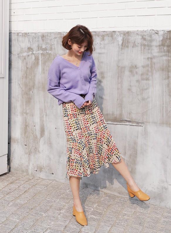 Cần gì đầu tư cầu kỳ, chân váy dài chính là bảo bối hợp cả thời trang lẫn thời tiết dành cho nàng công sở - Ảnh 3.