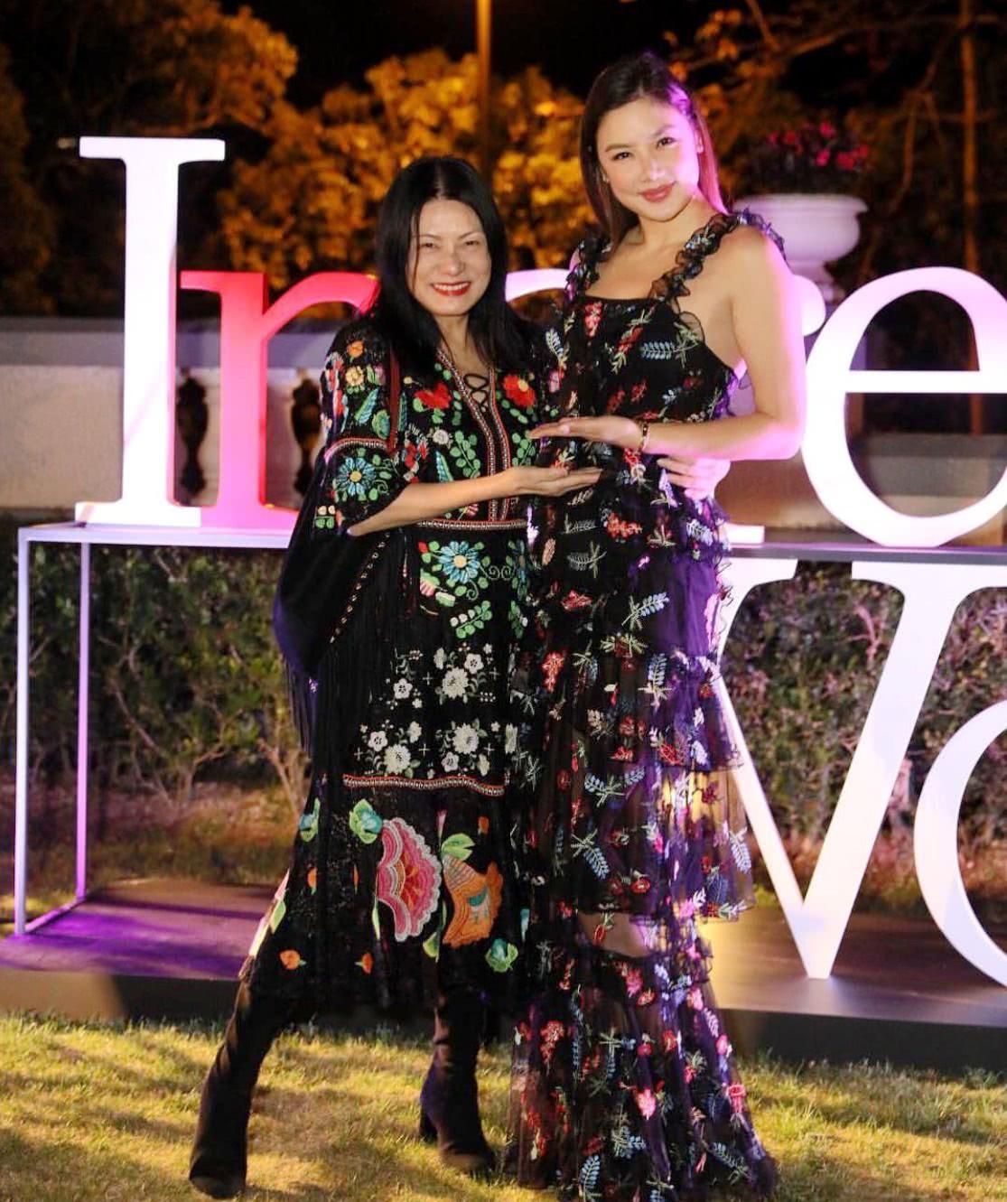 Siêu mẫu gốc Việt tăng cân chóng mặt sau khi lấy chồng đại gia người Mỹ - Ảnh 1.