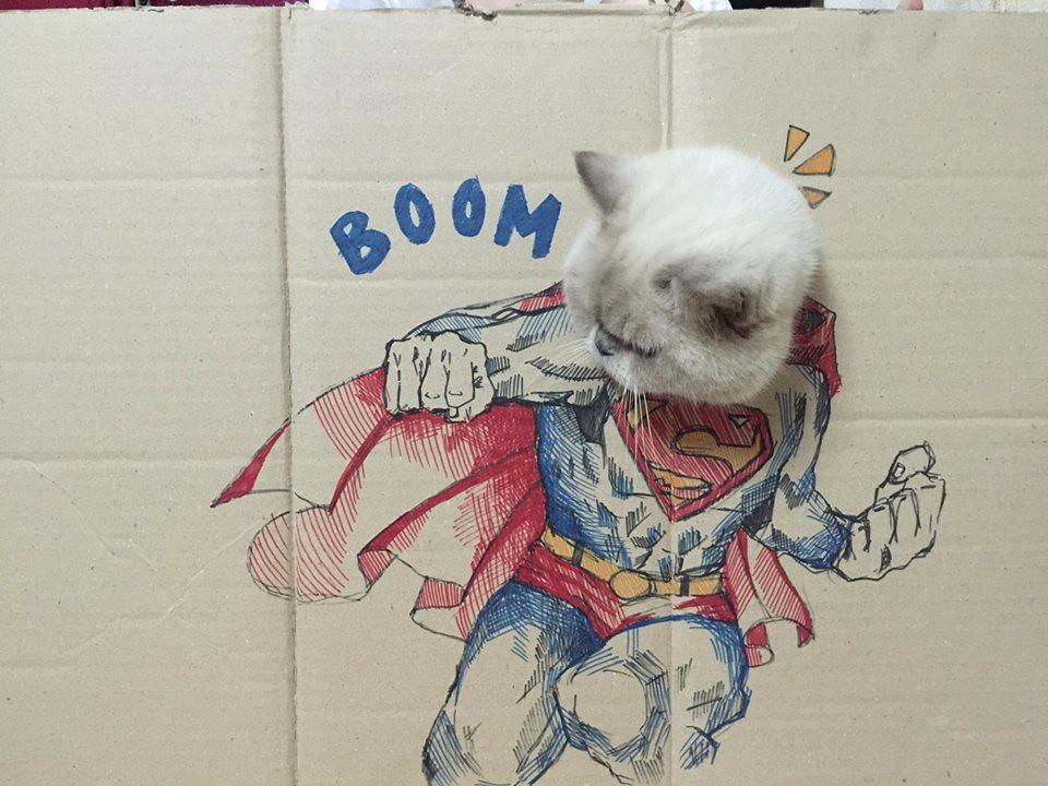Sen khéo tay hay làm: Cho các boss nhập vai đủ thể loại nhân vật truyện tranh siêu chất - Ảnh 1.