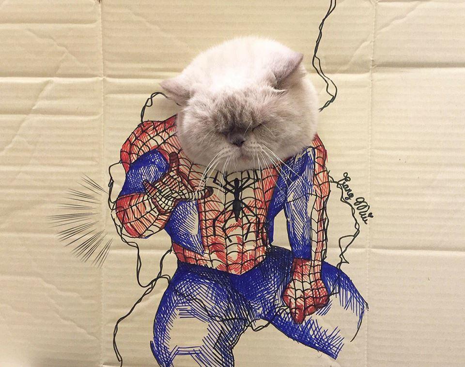 Sen khéo tay hay làm: Cho các boss nhập vai đủ thể loại nhân vật truyện tranh siêu chất - Ảnh 2.