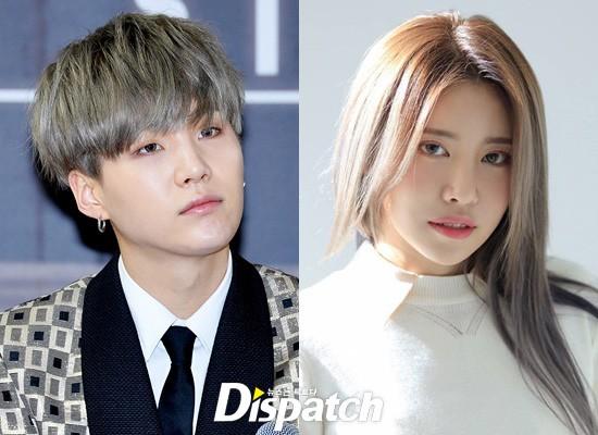 Rộ tin thành viên nhóm nhạc Kpop tầm cỡ thế giới BTS hẹn hò nữ ca sĩ lớn hơn tận 10 tuổi - Ảnh 1.
