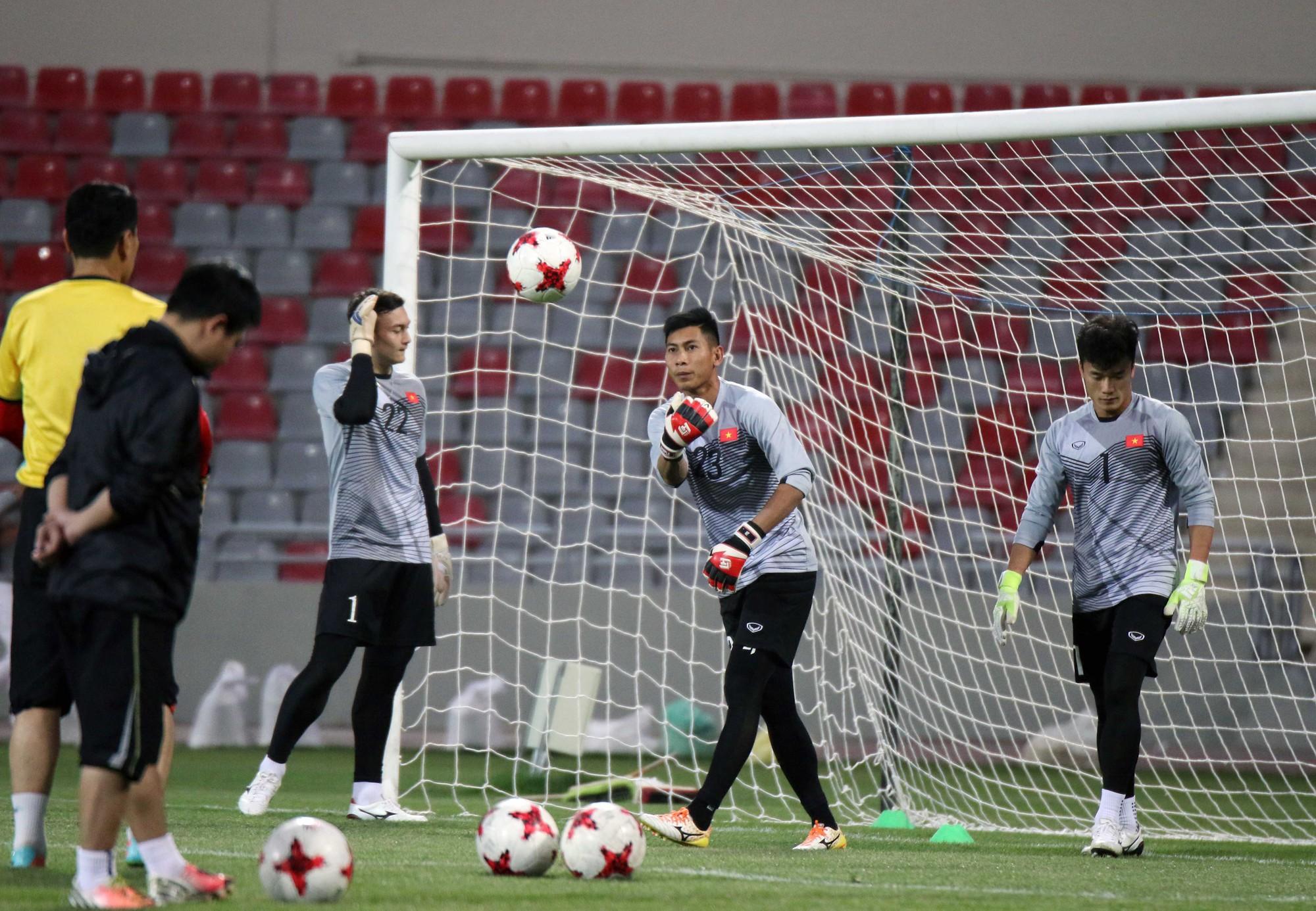Hòa Jordan, đội tuyển Việt Nam kết thúc vòng loại Asian Cup 2019 với chiến tích bất bại
