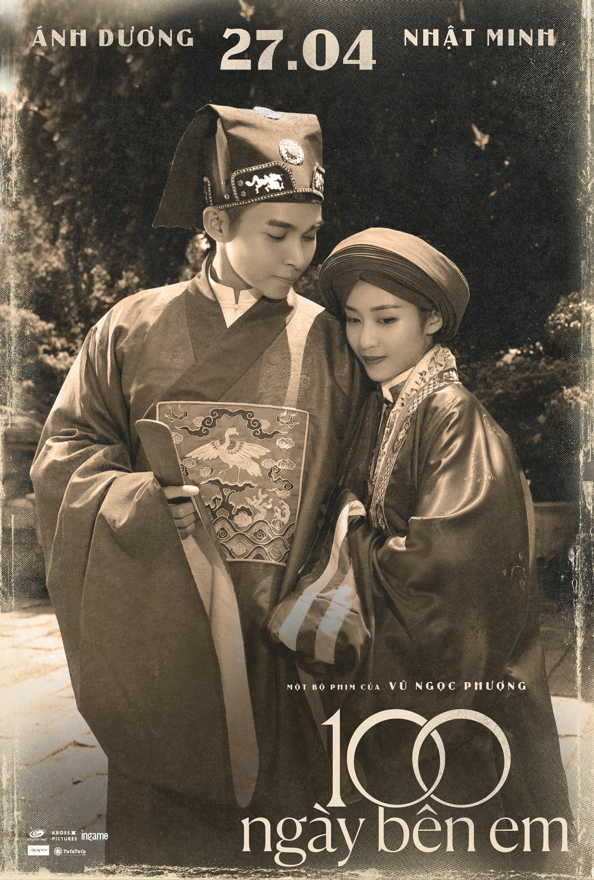 Tên là 100 Ngày Bên Em, nhưng Jun Phạm và Khả Ngân lại yêu nhau