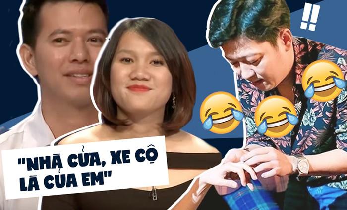 MC Bạn muốn hẹn hò hiến kế tỏ tình theo kịch bản cầu hôn của Trường Giang, nam chính tỉnh táo lơ đẹp - Ảnh 3.