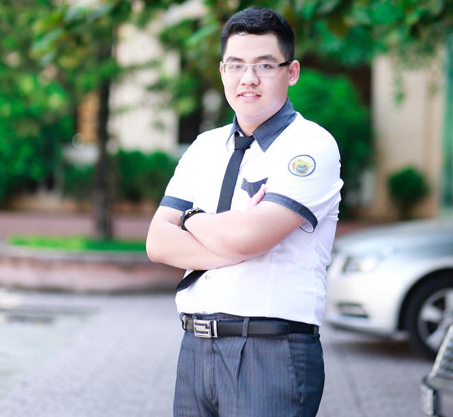 Câu chuyện từ xuất phát điểm bằng 0 đến học bổng du học 20 ĐH hàng đầu thế giới của 9x Nam Định - Ảnh 2.