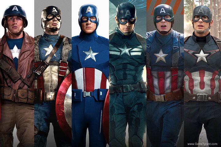 """Ngắm nghía sự nghiệp 7 năm cầm khiên của """"soái lão"""" Captain America - Ảnh 7."""