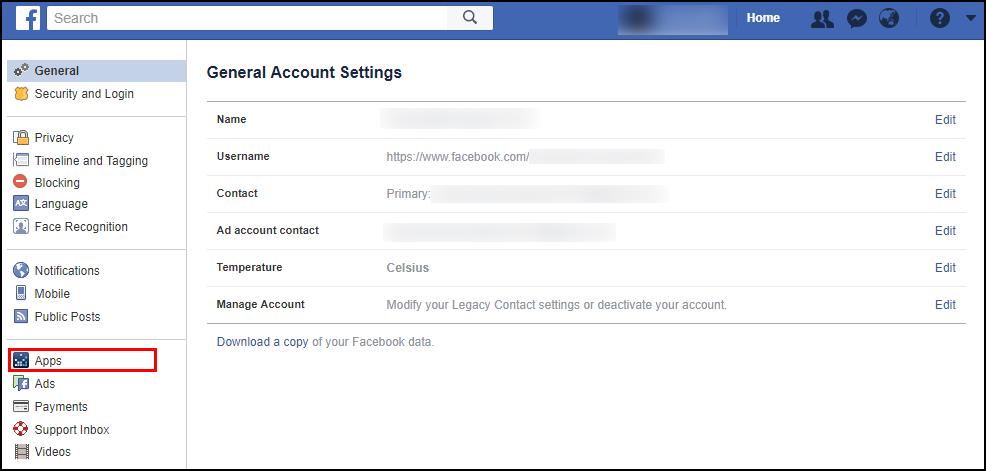 Hướng dẫn cách chống bị hack dữ liệu cá nhân trên Facebook - Ảnh 2.