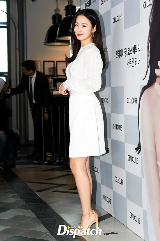 Kim Tae Hee lộ diện chính thức hậu sinh con: Đẹp khó tin, nhưng vóc dáng của cô mới là điều gây bất ngờ nhất - Ảnh 3.